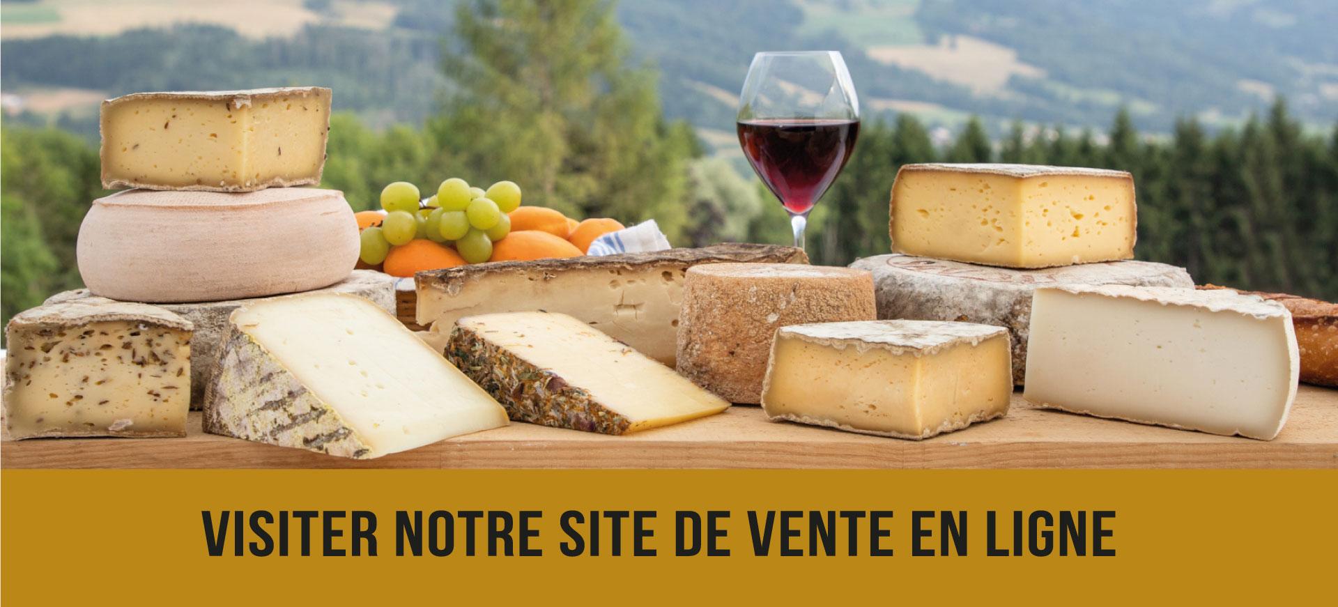 vente en ligne de fromage à dijon